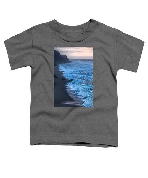 Deep Blue Toddler T-Shirt