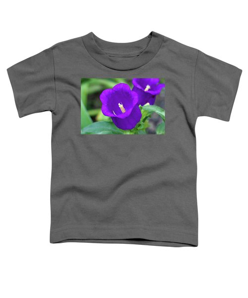 Deep Purple Toddler T-Shirt
