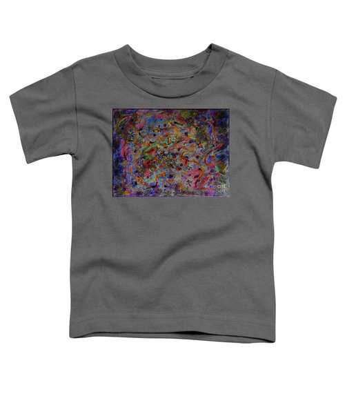 Deep Thinking Toddler T-Shirt