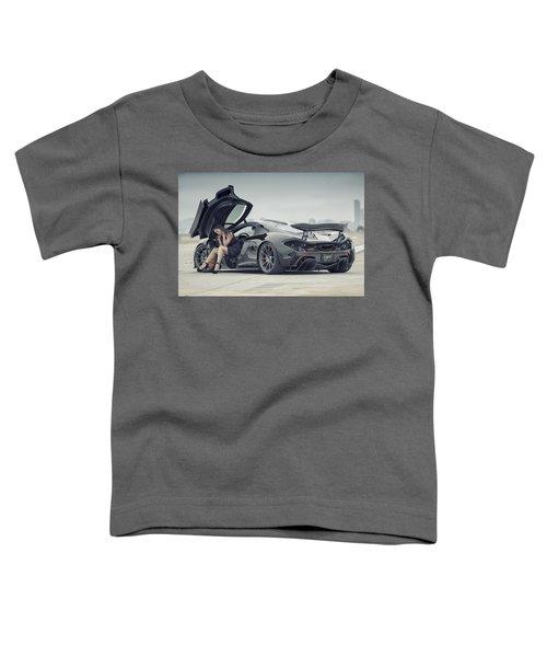 Deep Thoughts Toddler T-Shirt