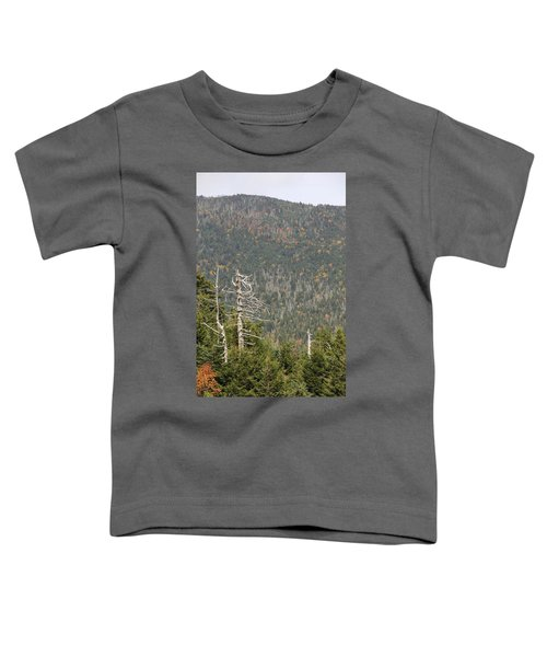 Deeper Into Forest Toddler T-Shirt