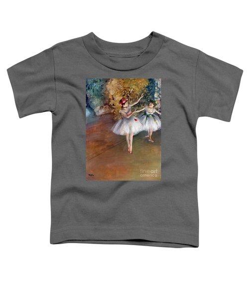 Degas: Dancers, C1877 Toddler T-Shirt