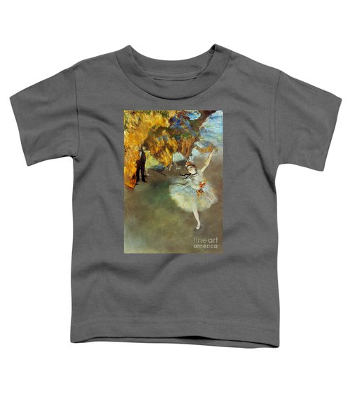 Degas Star, 1876-77. To License For Professional Use Visit Granger.com Toddler T-Shirt