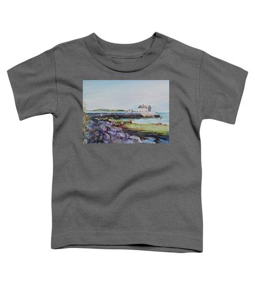 Delano's Wharf At Rock Nook Toddler T-Shirt