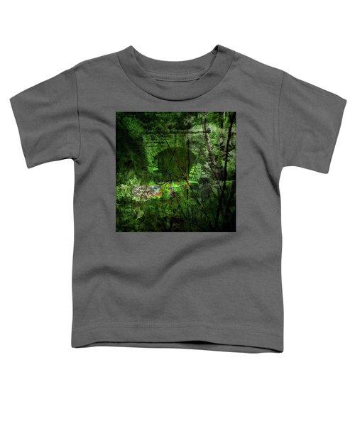 Delaware Green Toddler T-Shirt