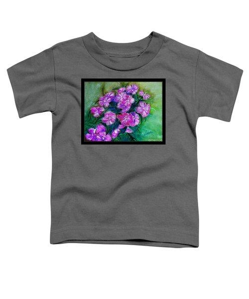 Delicate Pastel Toddler T-Shirt