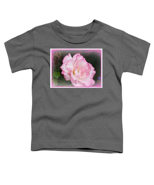 Delicate Pink Petals Toddler T-Shirt