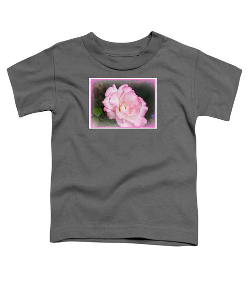 Delicate Pink Petals Toddler T-Shirt