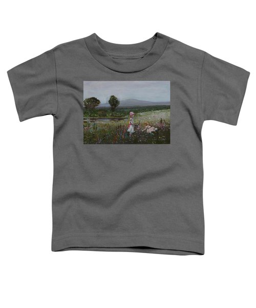 Delights Of Spring - Lmj Toddler T-Shirt