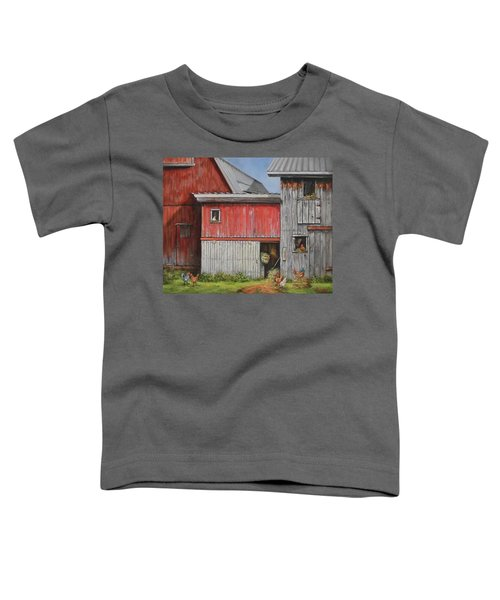 Deluxe Accommodations Toddler T-Shirt