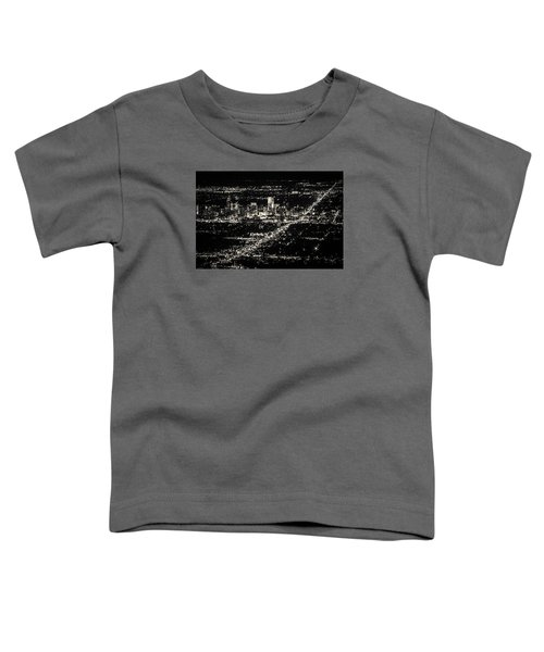 Denver Skyline Toddler T-Shirt