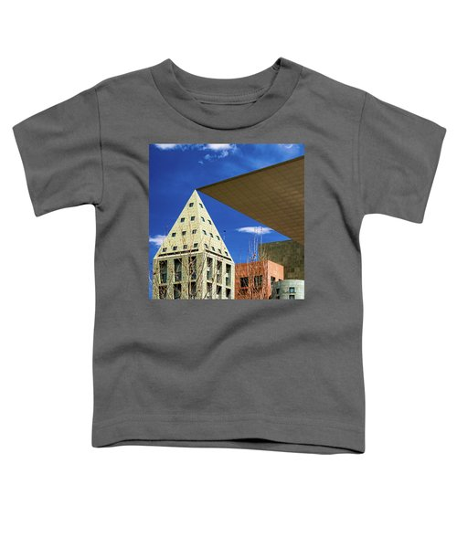 Denver Urban Geometry Toddler T-Shirt