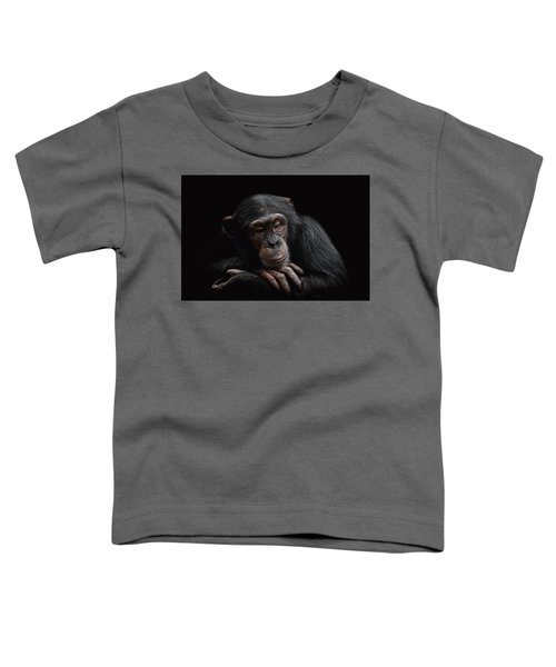 Depression  Toddler T-Shirt by Paul Neville
