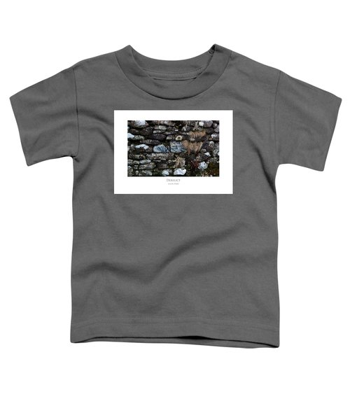 Derelict Toddler T-Shirt