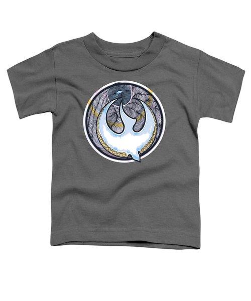 Descending Dove Toddler T-Shirt