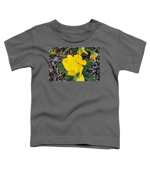 Floral Desert Beauty Toddler T-Shirt