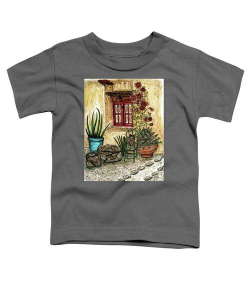 Desert Garden Toddler T-Shirt