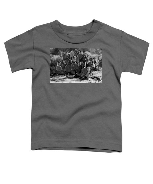 Desert Prickly-pear No7 Toddler T-Shirt