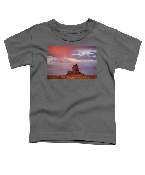 Toddler T-Shirt featuring the photograph Desert Rainbow by Whit Richardson