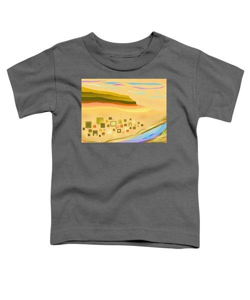 Desert River Toddler T-Shirt