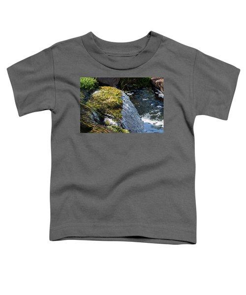 Desert Waterfall Toddler T-Shirt