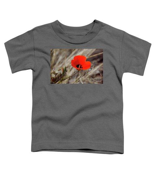 Desert Wildflower Toddler T-Shirt