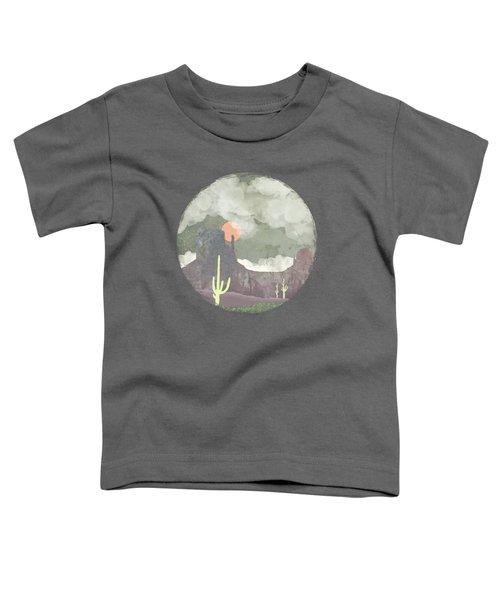 Desertscape Toddler T-Shirt