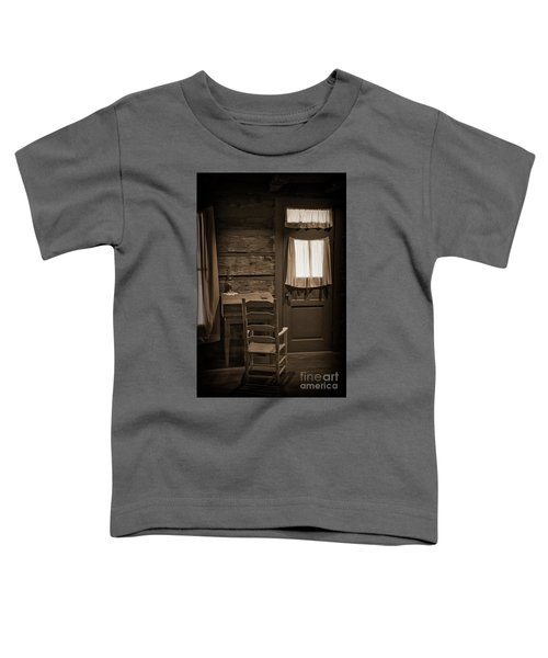 Desk And Chair Toddler T-Shirt