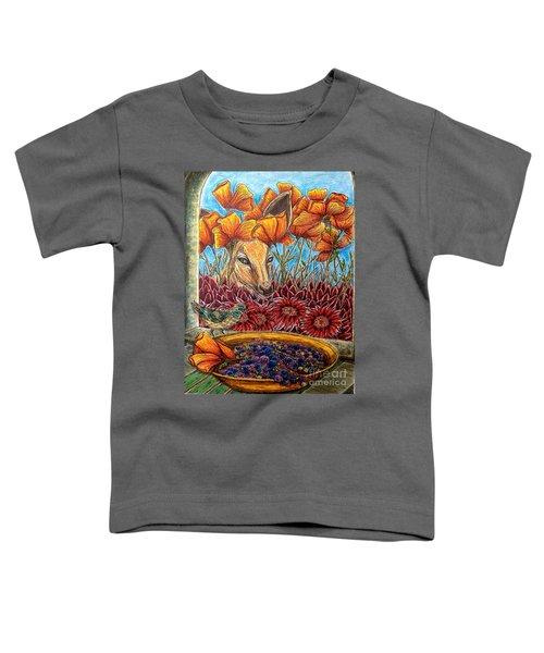 Dessert Anyone? Toddler T-Shirt