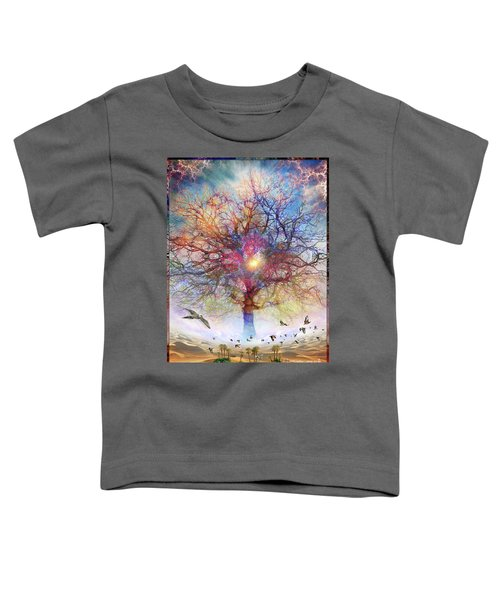 Dessert Of Forgotten Tree Toddler T-Shirt