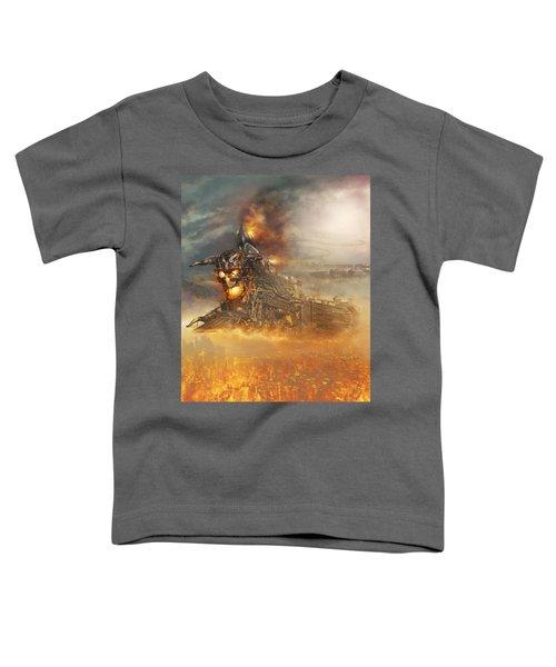 Devils Train 2 Toddler T-Shirt