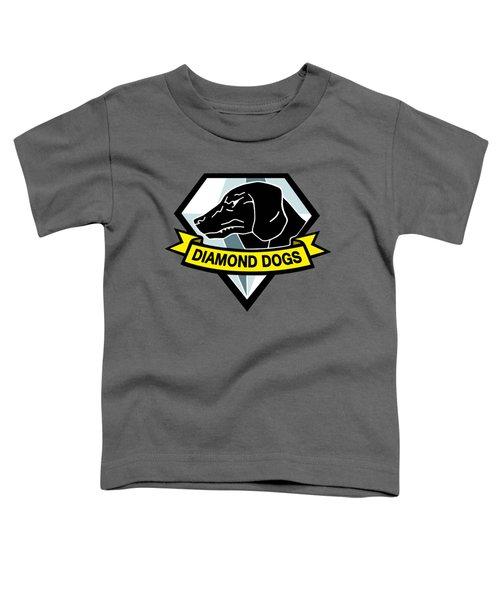 Diamond Dogs Toddler T-Shirt