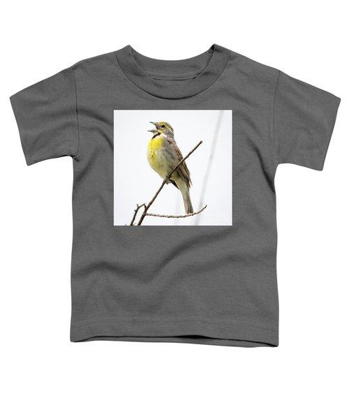 Dickcissel  Toddler T-Shirt