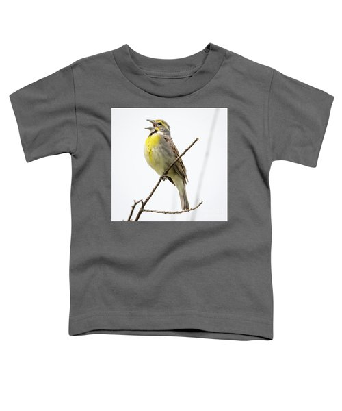 Dickcissel  Toddler T-Shirt