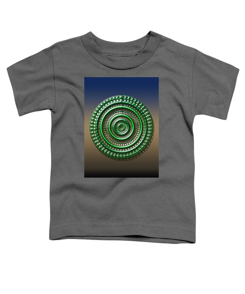 Digital Art Dial 3 Toddler T-Shirt