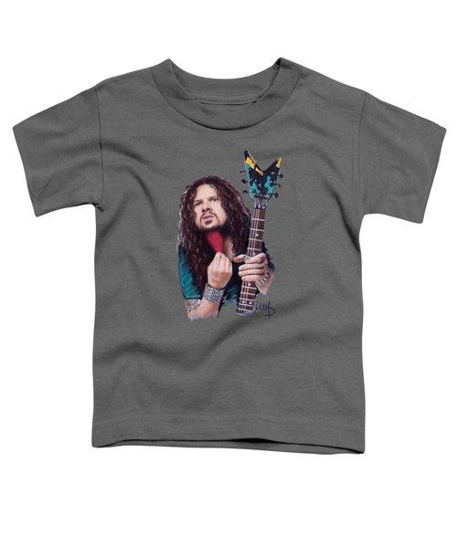 Dimebag Darrell  Toddler T-Shirt