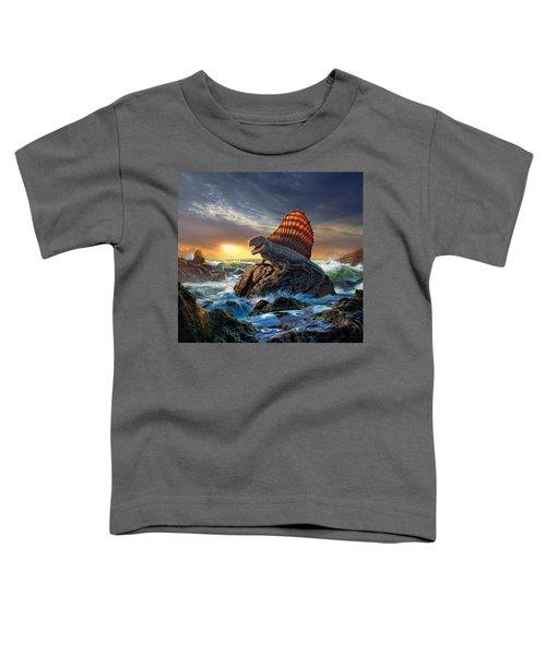 Dimetrodon Toddler T-Shirt