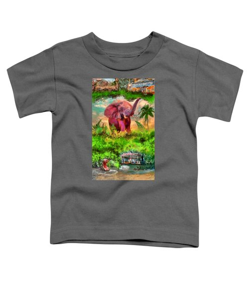 Disney's Jungle Cruise Toddler T-Shirt