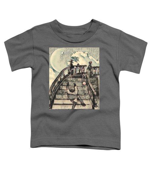 Dissociated Mother Toddler T-Shirt