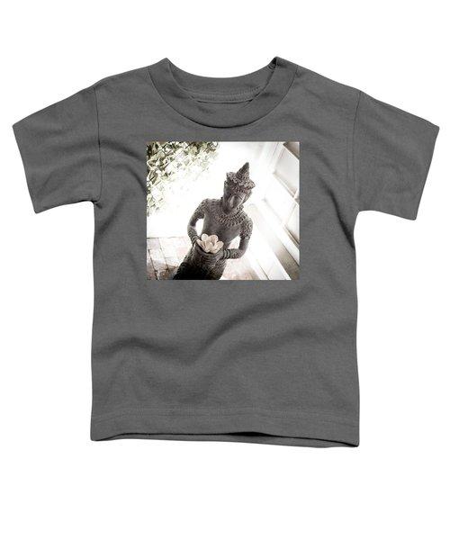Divine Back Light Toddler T-Shirt