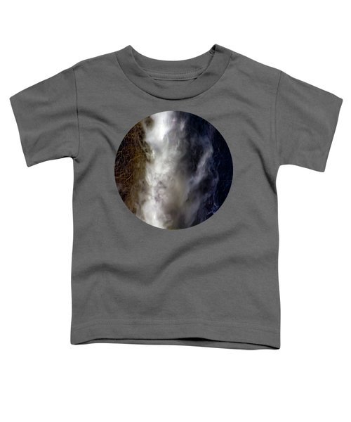 Division Toddler T-Shirt by Adam Morsa