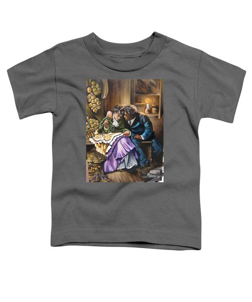 American History    Will You Marry  Me? Toddler T-Shirt