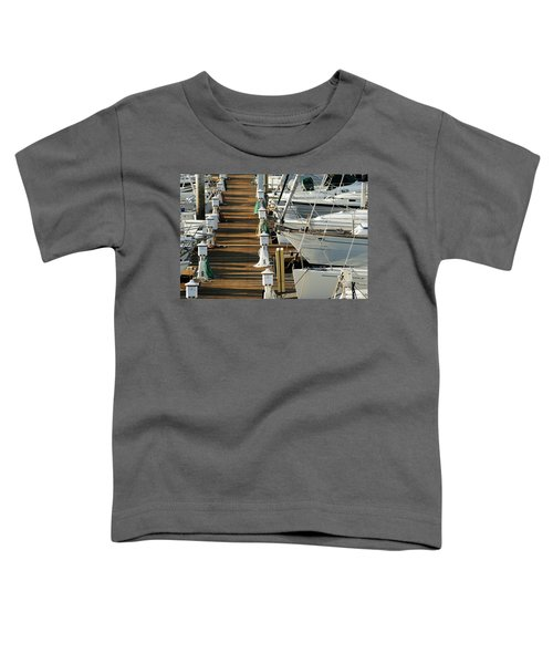 Dock Walk Toddler T-Shirt