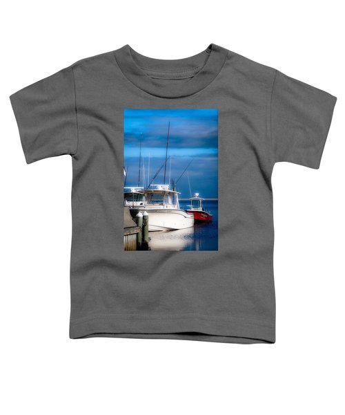 Docked And Quiet Toddler T-Shirt