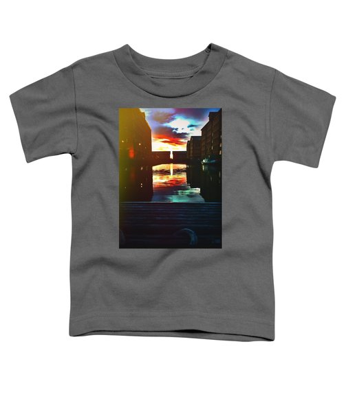Dockland Sun Down Toddler T-Shirt