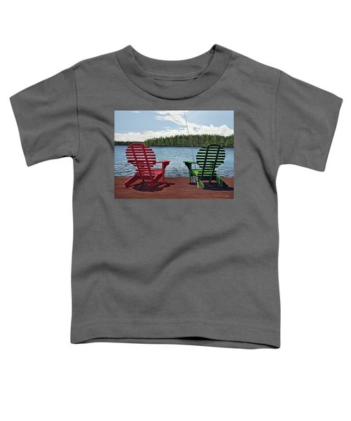 Dockside Toddler T-Shirt