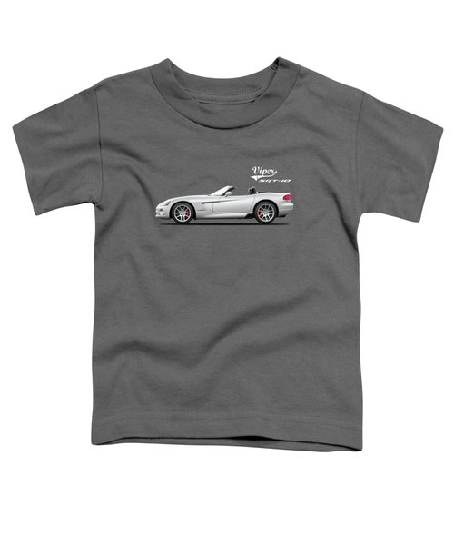 Dodge Viper Srt10 Toddler T-Shirt