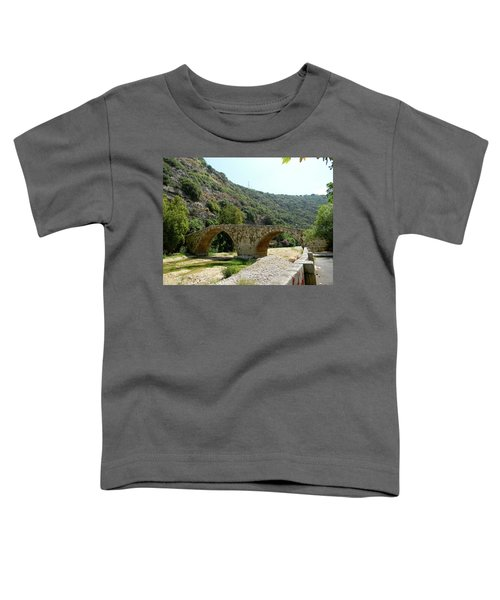 Dog River Toddler T-Shirt