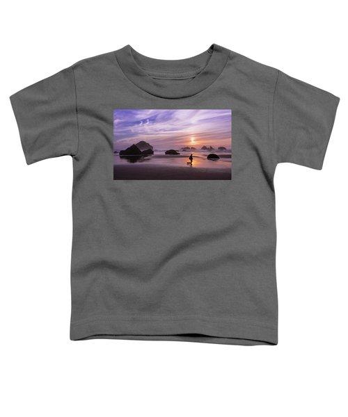 Dog Walker Toddler T-Shirt