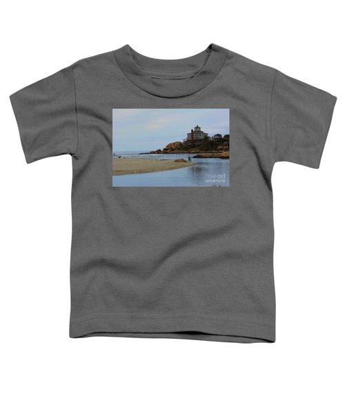 Dogs And Surf Toddler T-Shirt